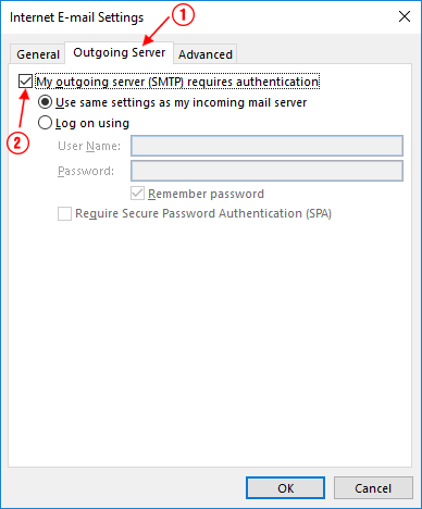 outlook s6